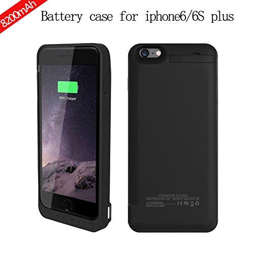 caricabatterie custodia iphone 6