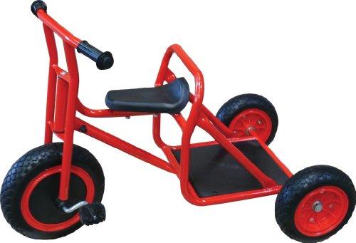 Mueller & Herbert herbert50607Römer Warenkorb Dreirad mit Eva-Rad - Baby-pedal-traktor