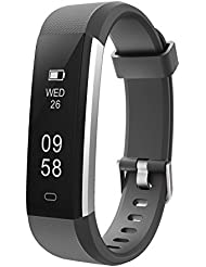 Letsfit Fitness Tracker, IP67 Waterproof Activity Tracker with Pedometer Step Counter Watch and Sleep Monitor Calorie Counter Watch, Slim Smart Bracelet for Kids Women Men