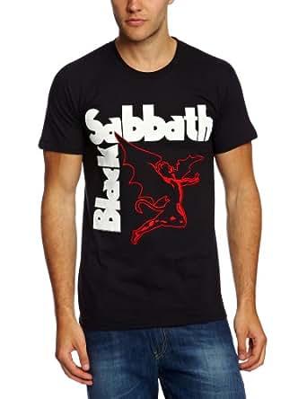 Bravado Black Sabbath - Creature Men's T-Shirt Black Small