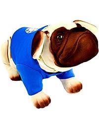 Chelsea FC Official - Perro de cabeza tambaleante con escudo del equipo