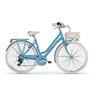 41k56RUK6AL. SS300 MBM Apostrophe, Bicicletta Donna