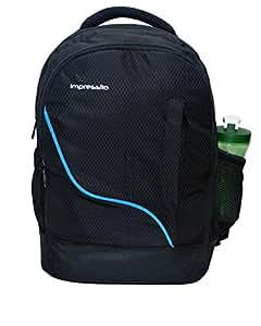 Impressilo Imp001 15.6-inch Laptop Backpack (Black)