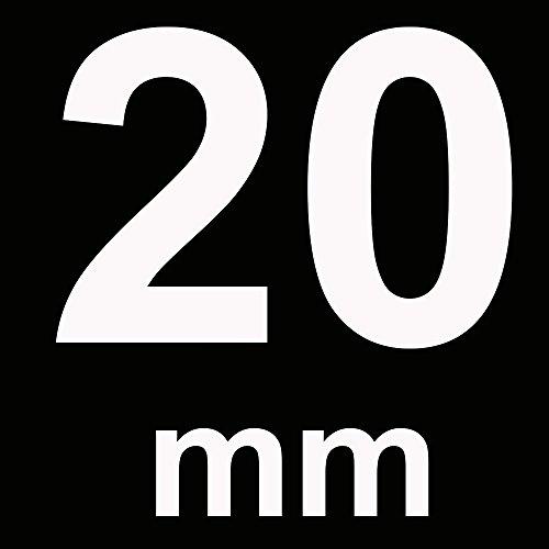 Zoom IMG-1 trumirr 20 millimetri cinturino dell