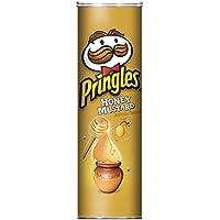 Pringles Honey Mustard Snack de Patata - 1 lata