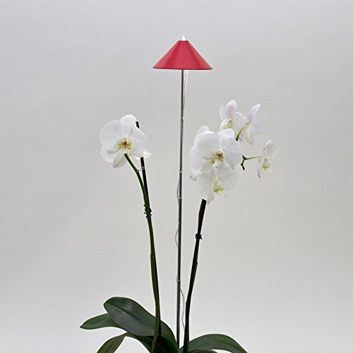 Venso LED-Pflanzenlampe aus Aluminium für Topfpflanzen mit hohem Lichtbedarf