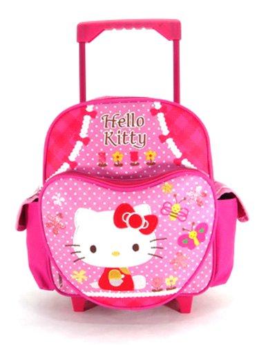 Kleiner Hello Kitty Rucksack Trolley (Kitty Hello Schulrucksack)