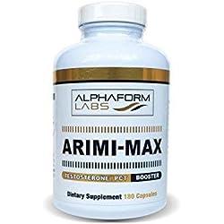 Alphaform Labs Arimi-Max 180 Cápsulas