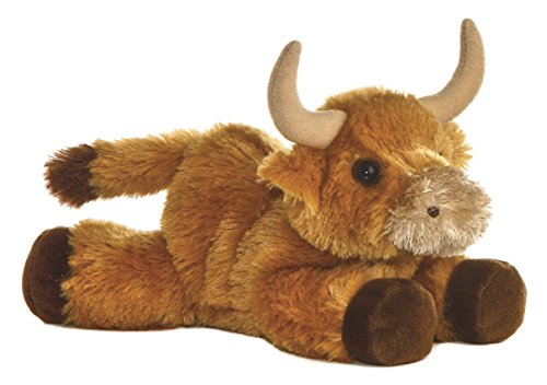 flopsies-toro-bull-taurus-plush-toy-approx-20-cm