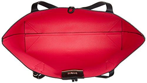 Guess - Sac cabas reversible Bobbi (HWSP6422150) taille 27 cm Rosa (Logo Pink)