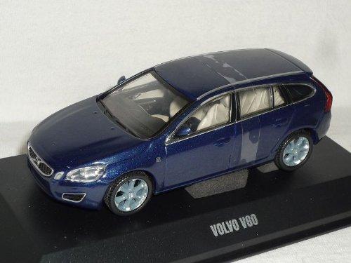 Preisvergleich Produktbild Volvo V60 V 60 Ab 2010 Kombi Ocean Race Blau 1/43 Motorart Modellauto Modell Auto