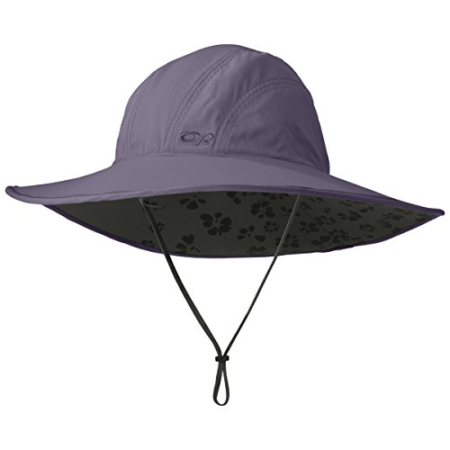 Outdoor Research Oasis Women's Sun Sombrero fig M Solar Sombrero Hut