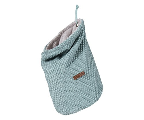 Baby's Only 257182 Pyjama-Tasche Sun grau / silbergrau