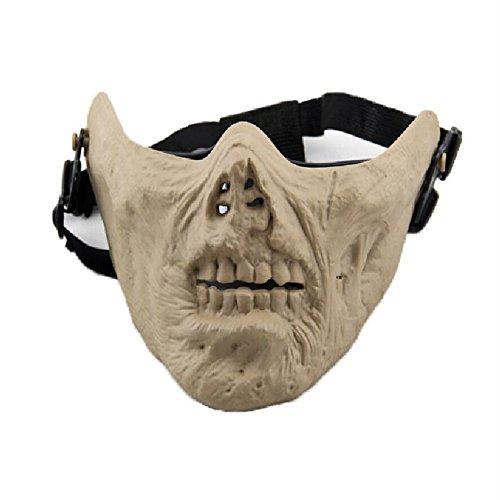 FengYun M05 Neue Zombie Horror CS Taktische Schutz Neue Call of Duty Reiten Maske Tanz Prop Zombie Sand (Call Of Duty Kostüm)
