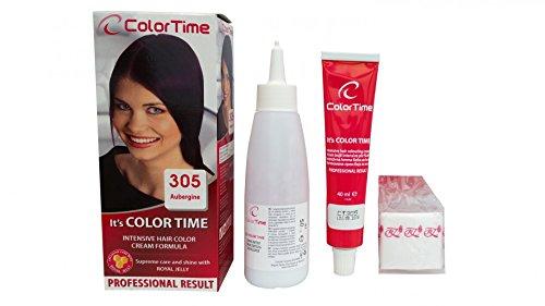 color-time-teinture-en-creme-pour-les-cheveux-couleur-aubergine-n305
