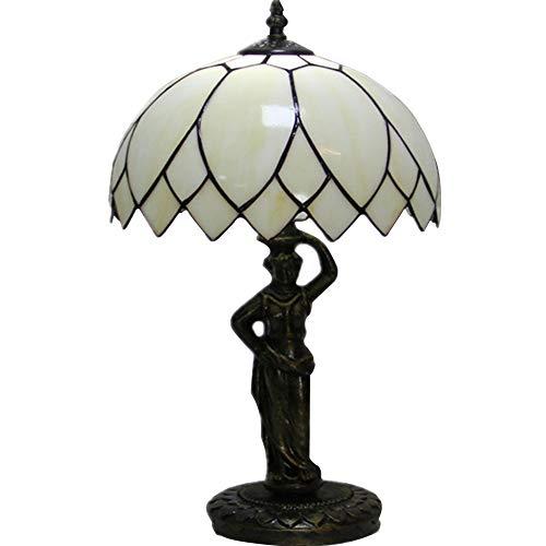 2020 Moderne minimalistische Lotusblatt Lampe Tiffany tischlampe kreative runde Blatt Studie Auge Lampe LED Lampe Harz Basis Wohnzimmer Schlafzimmer Studie zu Hause tischlampe E27 -