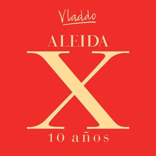 Aleida X: 10 Anos