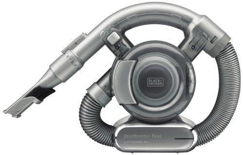 BLACK+DECKER PD1820L-GB PD1820L Handheld Vacuum, 1700 W, Dark Titanium