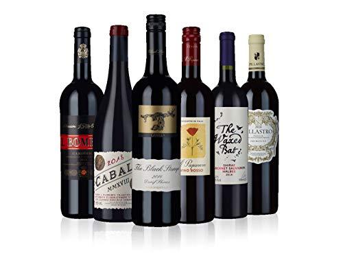 Best Selling Red Wine Mix, Case of 6 Bottles - Laithwaite's Wine