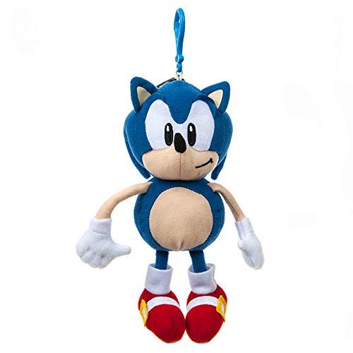 Sonic The Hedgehog 467151 Felpa, Suave, Juguete