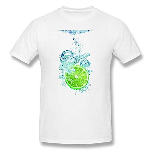 Graphic Printed Short Sleeve Juice Unique Mens