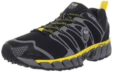 K-Swiss Men's BLADE-MAX TRAIL Running Shoes Black BLACK Black Size: 12.5