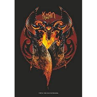 armardi Korn Flagge Fahne POSTERFLAGGE Heartburn