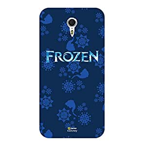Hamee Marvel Motorola Moto G4 Plus Case Cover Disney Princess Frozen (Anna / Quote)