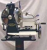 Aufschnittmaschine A Schwungrad, Durchmesser Klinge 300mm schwarz