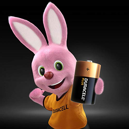 Duracell Plus Power Typ D Alkaline Batterien, 4er Pack - 2