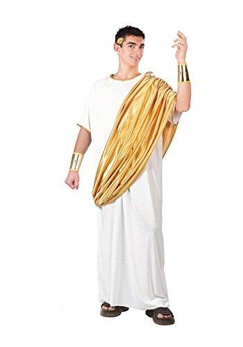 Kostüm Adult Cäsar Julius - Julius Caesar Adult Costume Plus