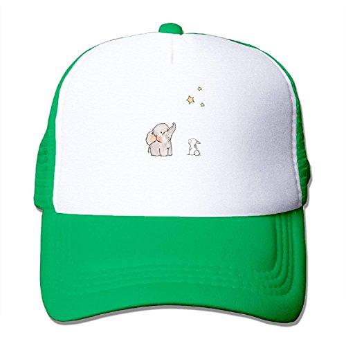 LiuLian Looked up and Watch The Stars Unisex Mesh Baseball Cap Dad Caps Fashion Baseball Cap