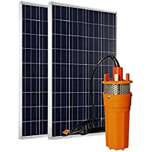 ECO-WORTHY Bomba solar Kit completo