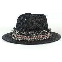 De Playa Panamá Moda Con Sombrero Para Borla Verano El Sombrero Sol Ocasional Playa Gorros De xPfXqv6f