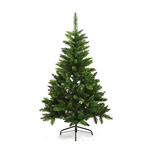 Árbol de Navidad artificial blooming VERDE - Altura: 1,50m - 369 ramas...