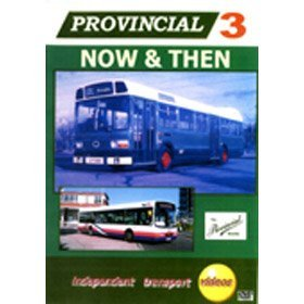 Bild von Provincial 3 - Now & Then - DVD - Independent Transport