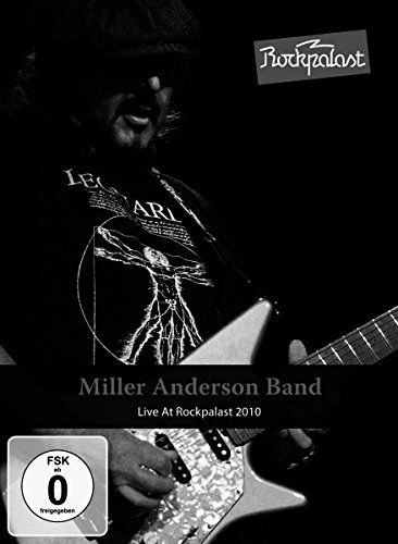 Miller Anderson Band - Live At Rockpalast 2010 Anderson Band