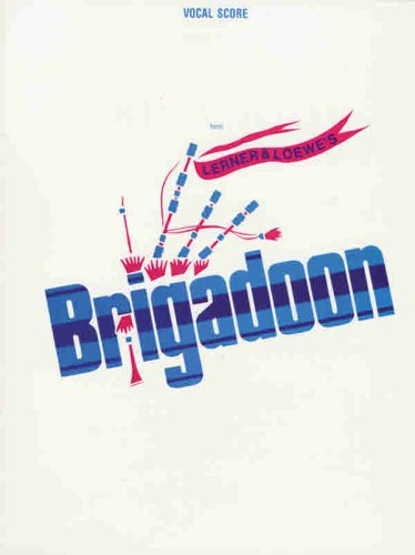 brigadoon-vocal-score