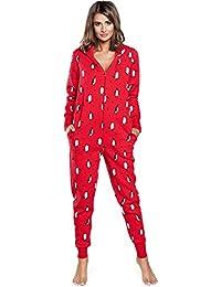 design di qualità 3a17d 3ffe6 Amazon.it: pigiama intero - 4121325031: Abbigliamento