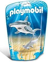 Comprar Playmobil FamilyFun 9065 juguete para baño y pegatina - juguetes para baño y pegatinas (Bath animal, Gris, Color blanco)