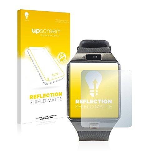 upscreen Matt Schutzfolie kompatibel mit Simvalley Mobile PW-430.mp PX-4057 - Entspiegelt, Anti-Reflex, Anti-Fingerprint