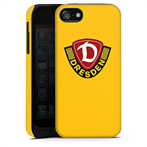 Apple iPhone X Silikon Hülle Case Schutzhülle SG Dynamo Dresden Fußball Fanartikel Tough Case matt