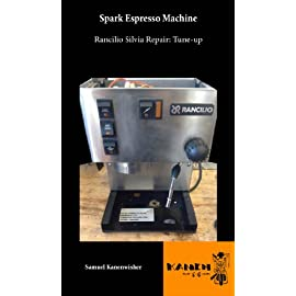 Spark Espresso Machine: Rancilio Silvia Repair: Tune-up
