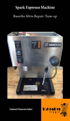 Spark Espresso Machine: Rancilio Silvia Repair: Tune-up 41k5Y9fBn9L