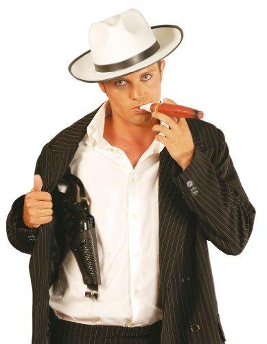 Pistole mit Holster 40cm