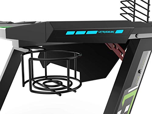 Ultradesk Space – Gaming Tisch - 8