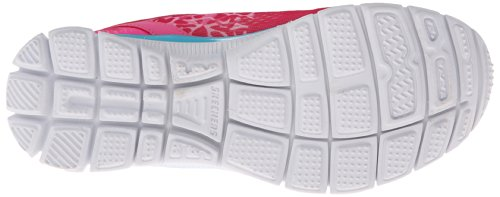 Skechers - Skech AppealSerengeti, Sneakers per bambine e ragazze Multicolore (Mehrfarbig (NPMT))