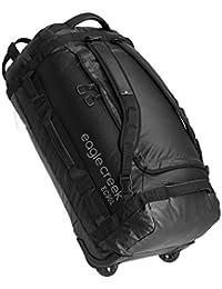 Eagle Creek Ultraleichter Backpacker Reisetasche mit Eagle Creek Rucksacktragegurten und Rollen Cargo Hauler Rolling Duffel, 120 l