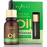 Elansa 100% Pure Patchouli Essential Oil, 15ml
