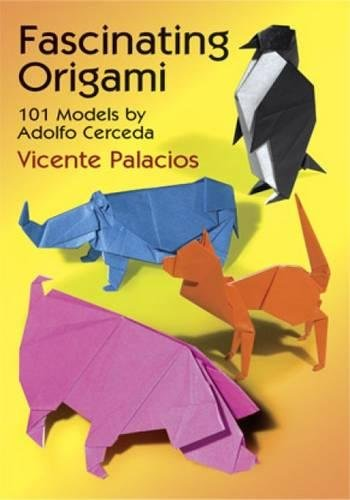 Fascinating Origami: 101 Models by Adolfo Cerceda (Dover Origami Papercraft)